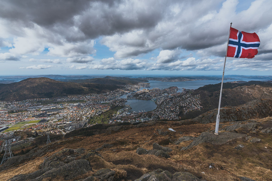 Majówka w Bergen