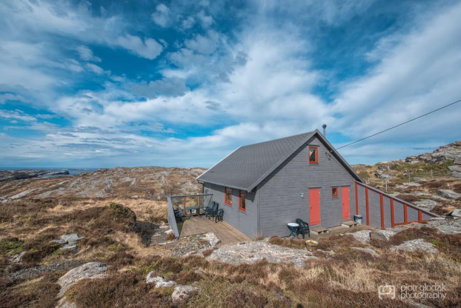 Hytta czyli norweskie domki letniskowe
